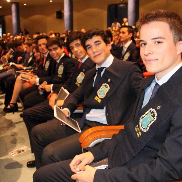 Graduación hombres