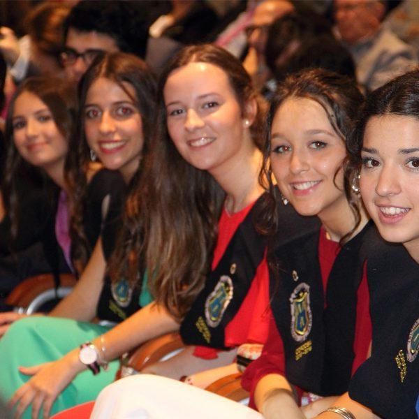 Graduación mujeres