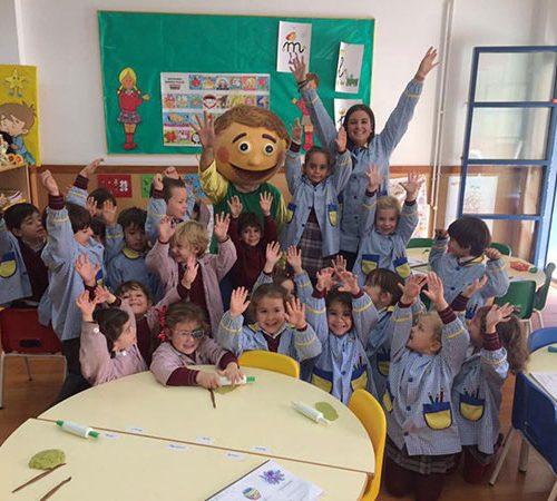 Proyecto de Justicia y Solidaridad en Infantil. Colaboramos con la Asociación Autismo de Córdoba