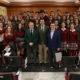 Los alumnos de Economía visitan el Ayuntamiento para conocer los Presupuestos 2020