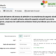 La secretaría virtual posibilita la consulta del baremo del proceso de admisión del curso 20/21