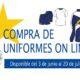 El Colegio gestiona la venta de uniformes del próximo curso de manera on line