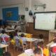 Un intrépido astronauta visita las clases de 1º de Infantil